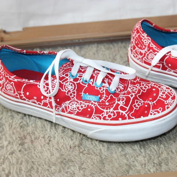 e2e179c48 Vans classic Hello Kitty shoes women 7/ men 5.5. M_5b0c49cd3b1608d853923bab